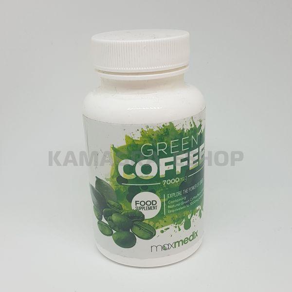Zelená káva MAX MEDIX (7000mg)