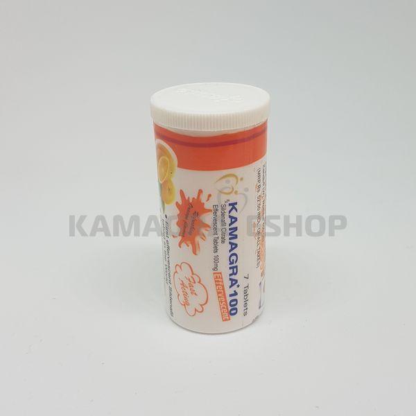 šumivé tablety kamagra