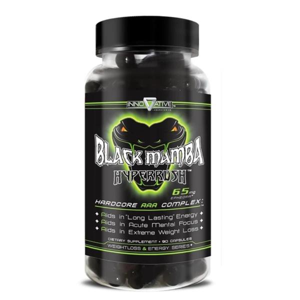 Black Mamba Hyperrush americký spaľovač