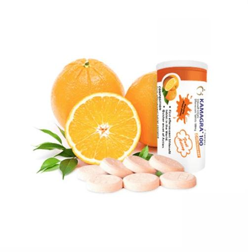Kamagra šumivé tablety